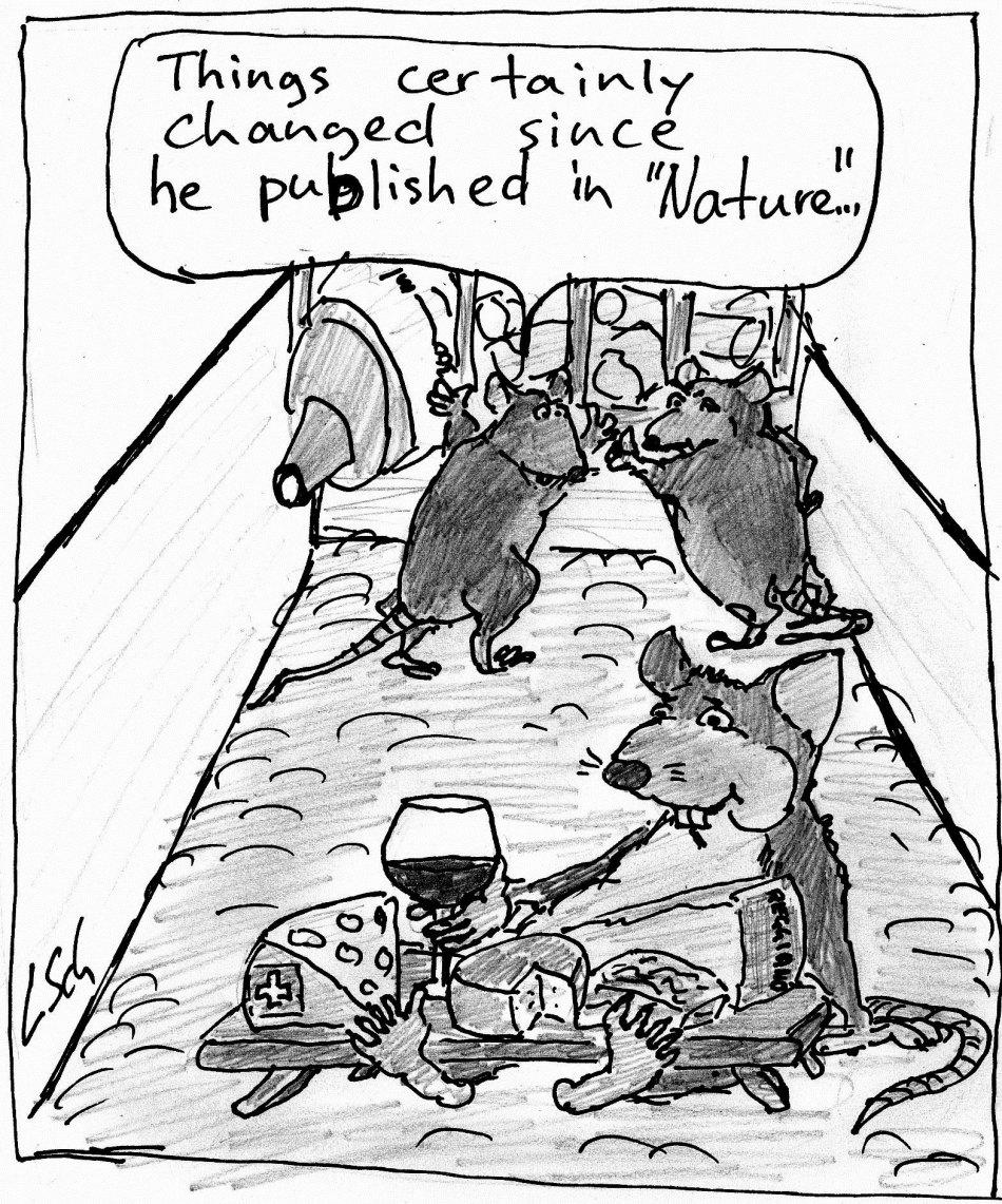 publish in Nature