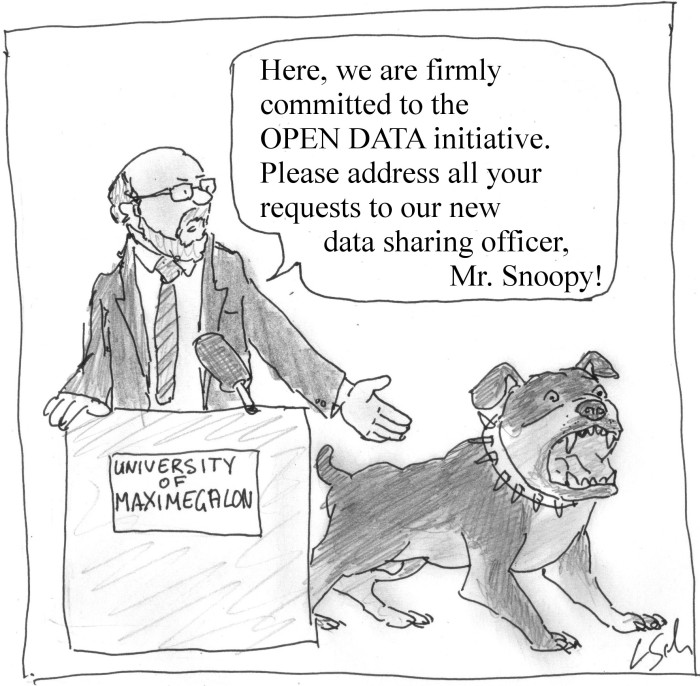PACE trial and other clinical data sharing: patient privacy concerns and parasite paranoia