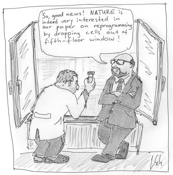 The stem cell faith healers, or magic inside your bonemarrow