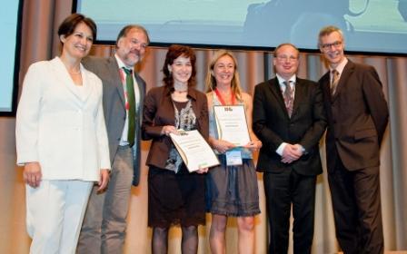 Verleihung Ferdinand-Bertram-Preis beim DDG 2011