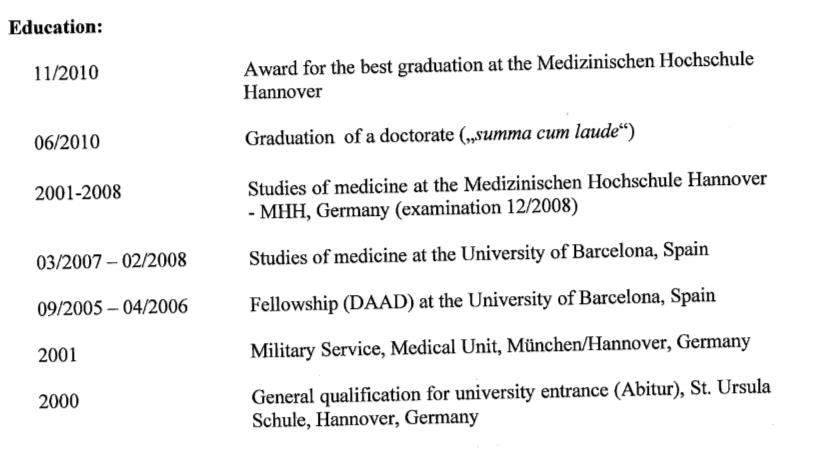 dissertation mhh 2014