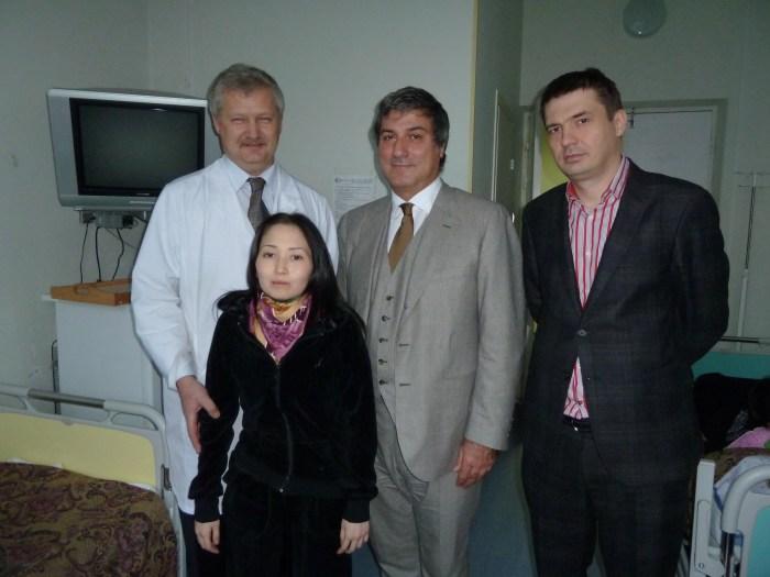Macchiarini and his Russianmegagrant