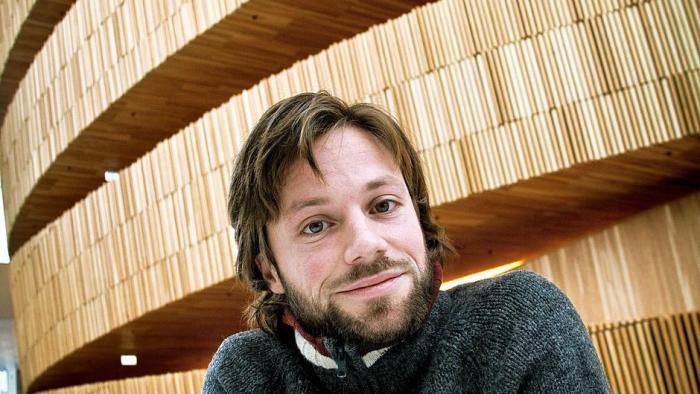 Johannes wahlstrøm 060111Wikileaks