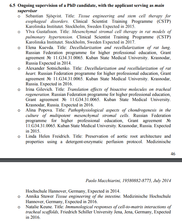 dissertation mhh 2007