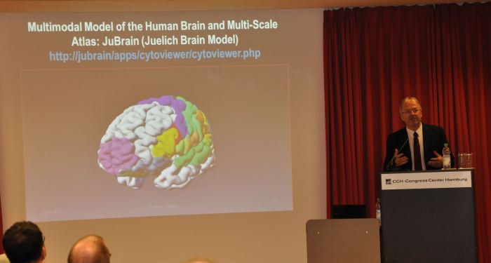 Human Brain Project interview with Thomas Lippert: Simulating brain in computer is like simulatingweather