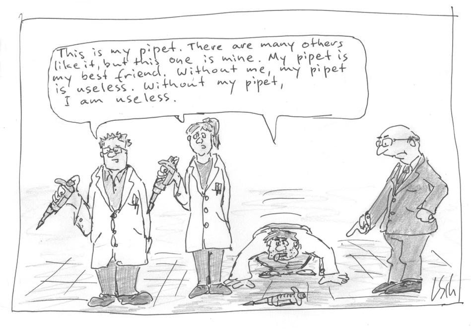 Kubrick Science #2 001