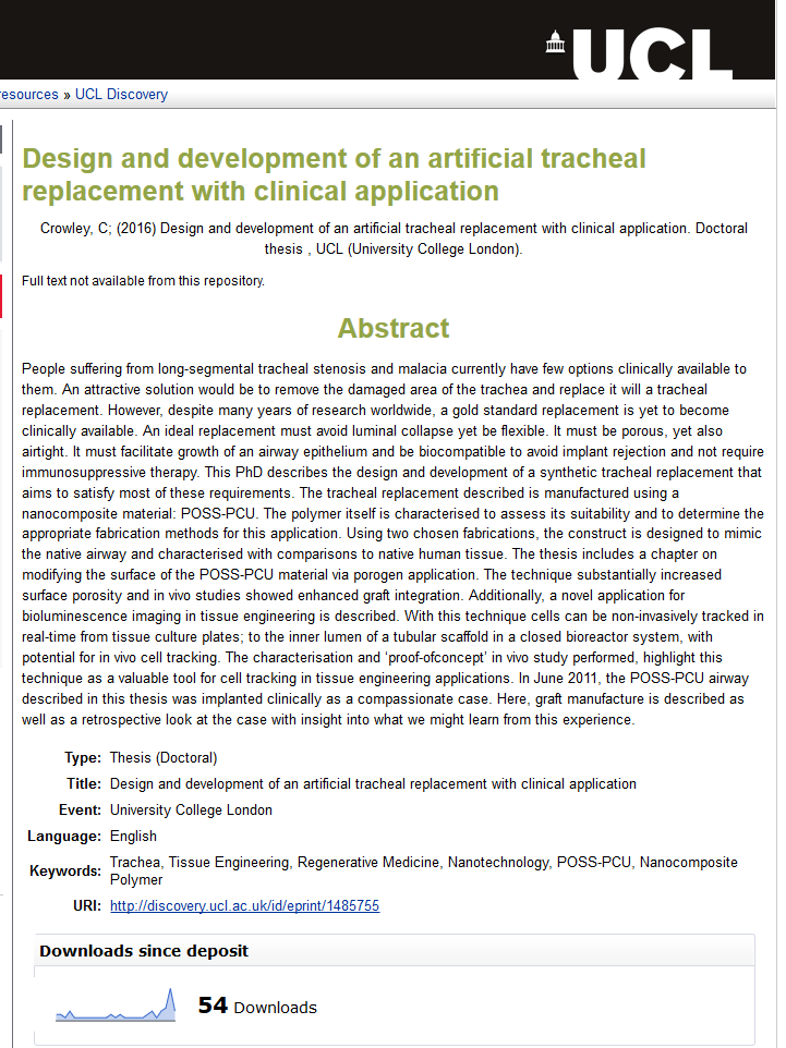 Screenshot_2018-08-24 Design and development of an artificial tracheal replacement with clinical application - UCL Discovery