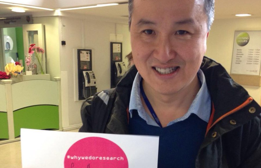 Eric Lam: shady research at Imperial to cure breast cancer – For
