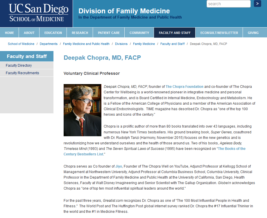 Screenshot_2018-11-17 Faculty Profile - Deepak Chopra, MD, FACP