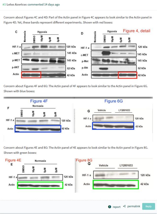 screenshot_2019-01-07 pubpeer - targeting c-met by ly2801653 for treatment of plentz